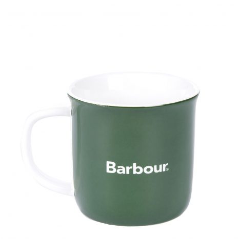 Tasse Barbour Green