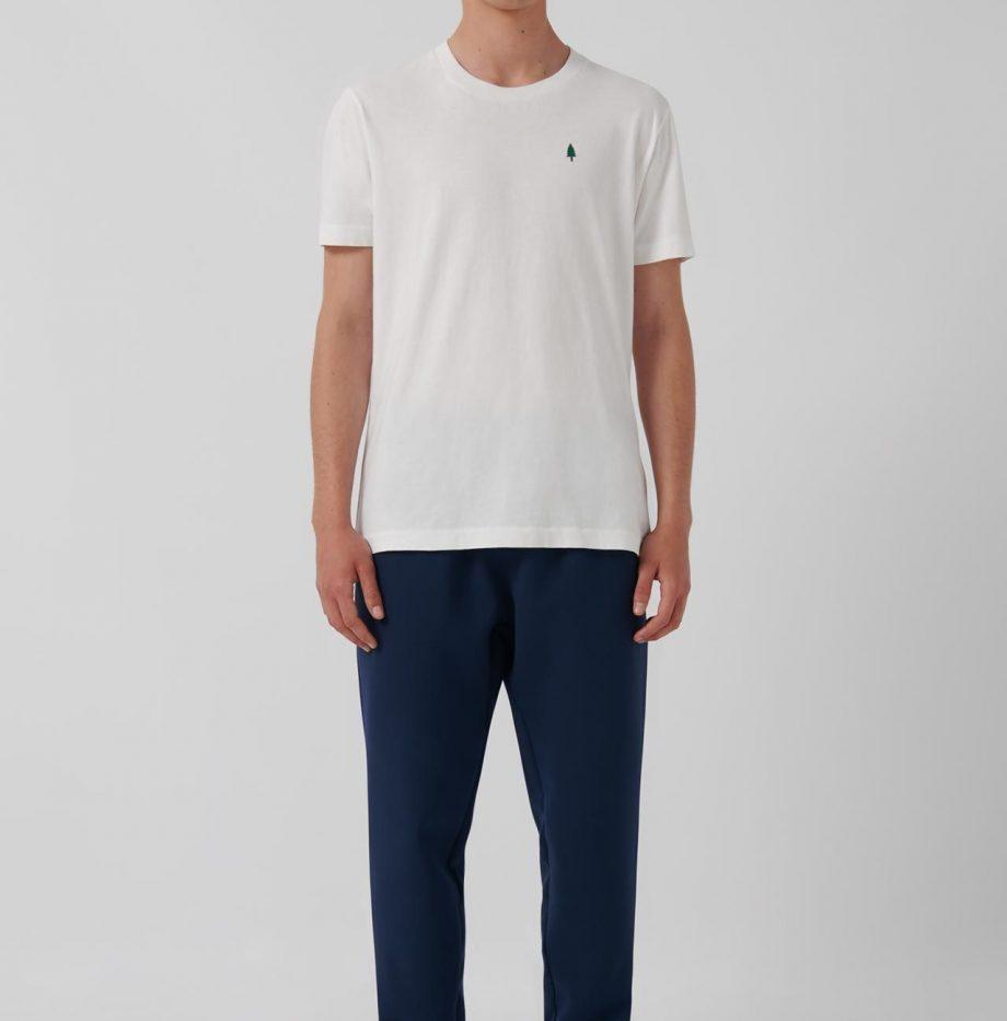 Tee-Shirt_Quinto_Loreak_Mendian_Blanc
