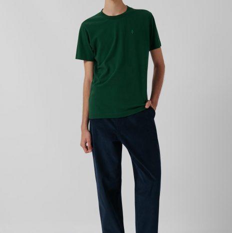 Tee-Shirt Quinto Loreak Mendian Green