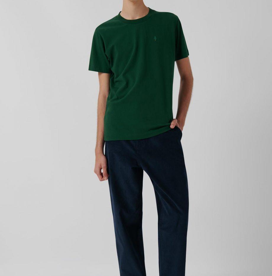 Tee-Shirt_Quinto_Loreak_Mendian_Green