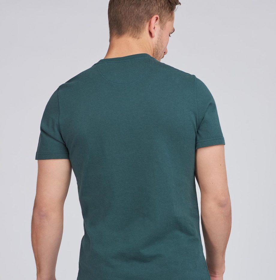 Tee-Shirt_Torx_STEVE_MCQUEEN™_Barbour_Deep_Green_4