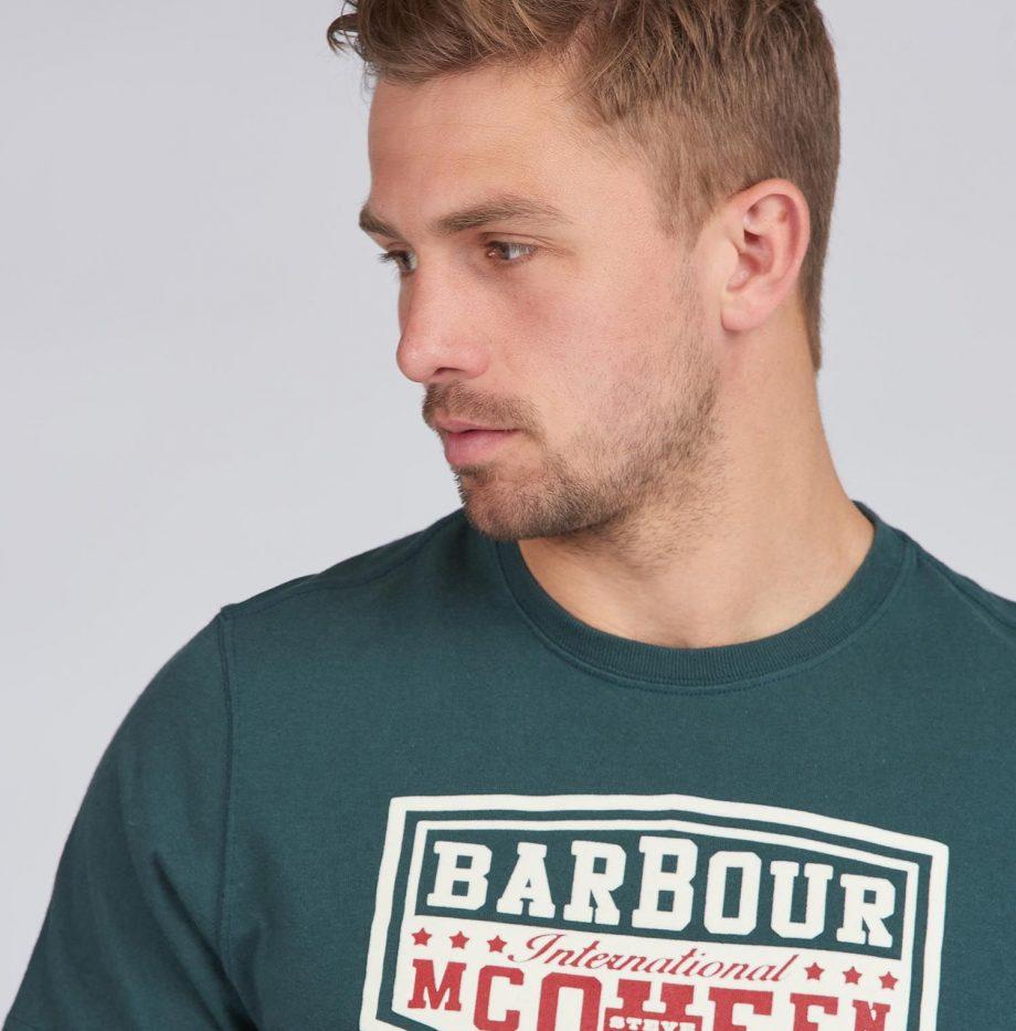 Tee-Shirt_Torx_STEVE_MCQUEEN™_Barbour_Deep_Green_5