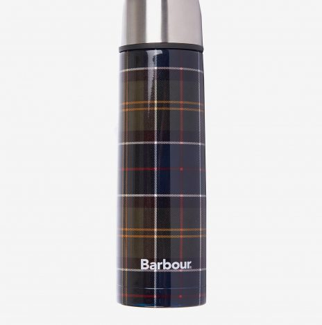 Thermo Barbour Insulated Flask Classic Tartan