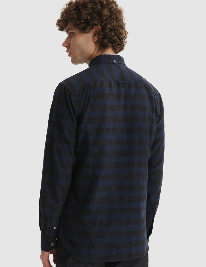 Traditional_Flannel_Chemise_WoolRich_Blue_Buffalo_4